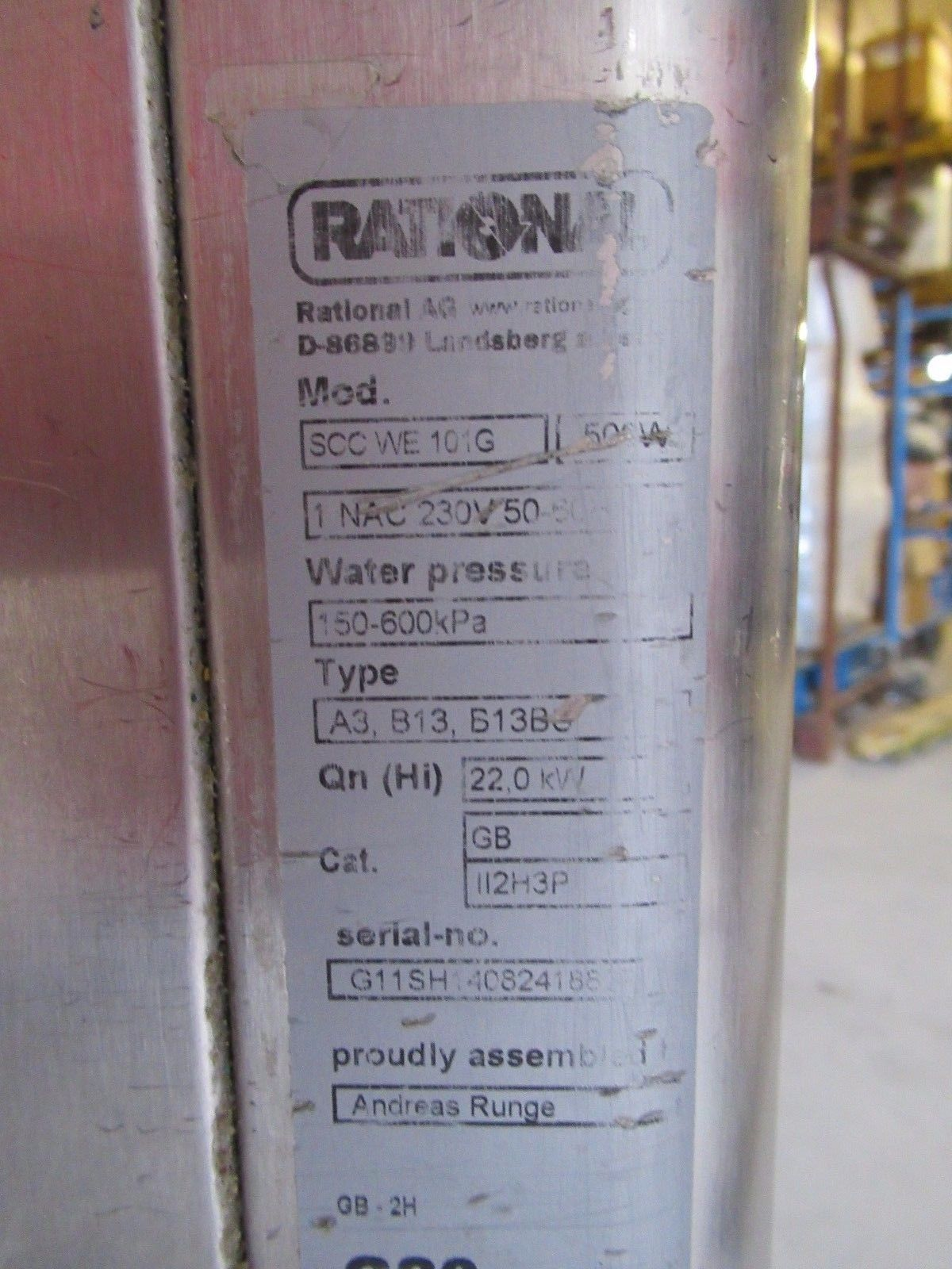 rational white efficiency scc we 101g combi commercial oven gas 10 grid [3] 19560 p rational combi oven service manual 100 images rational cm 201 rational cm101 wiring diagram at reclaimingppi.co